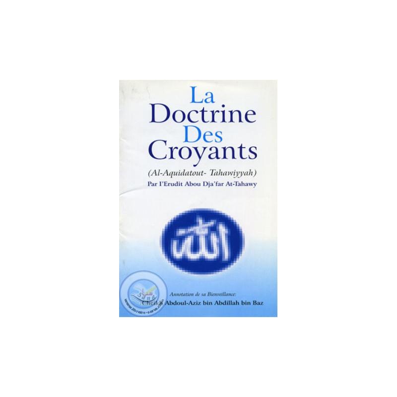 La doctrine des croyants sur Librairie Sana