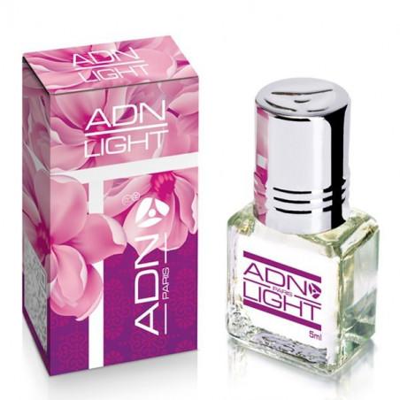 ADN PARIS Light – Parfum concentré sans alcool pour Femme- Flacon roll-on de5 ml
