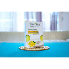 Savon naturel au citron