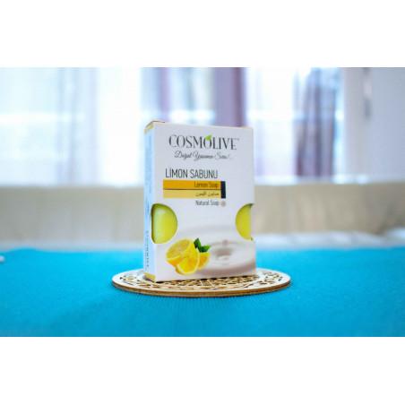 Savon naturel au citron