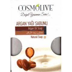 Savon naturel à l'huile d'Argan