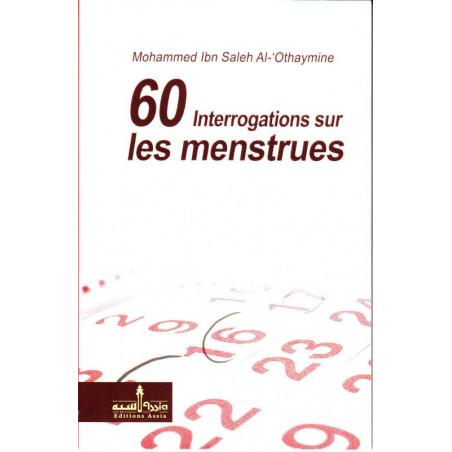 60 Interrogations sur les Menstrues