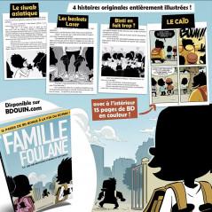 La Famille Foulane (Tome 4) : Des récréations pleines d'histoires
