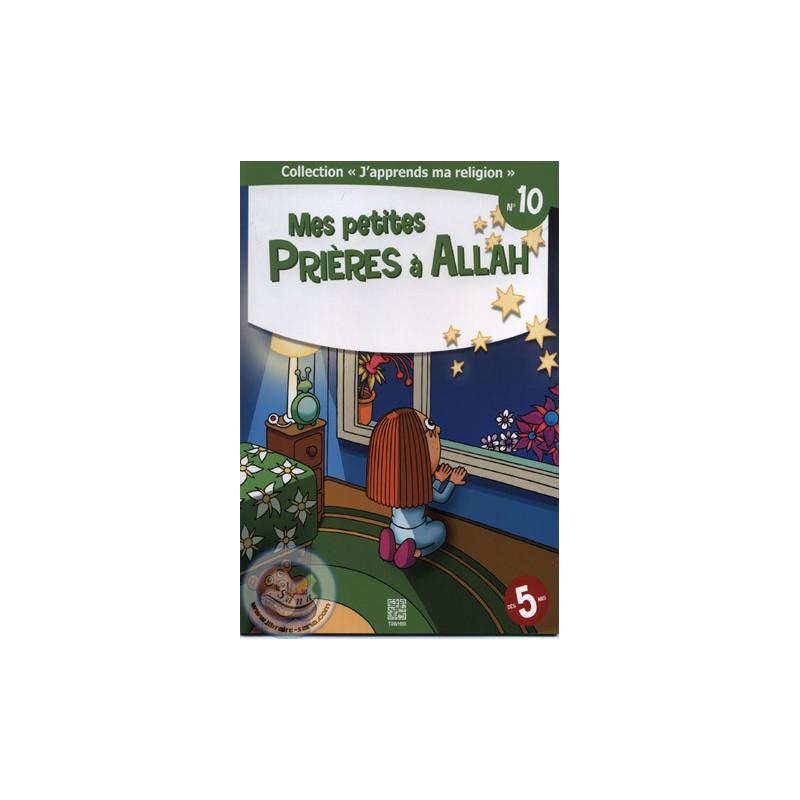 Mes petites prières à Allah sur Librairie Sana