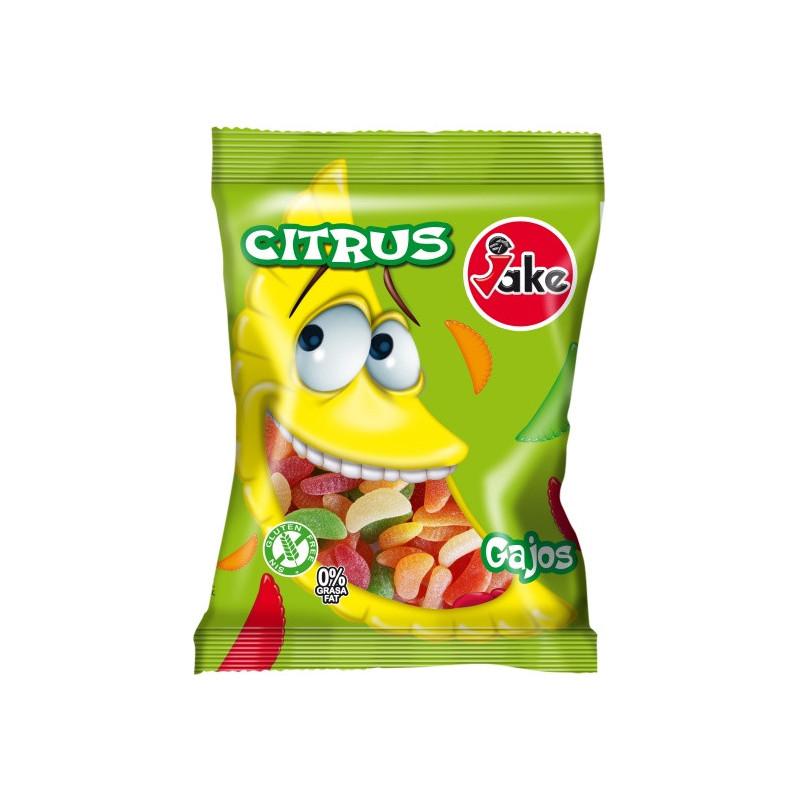 Bonbons Halal Tranches de fruits sucrés