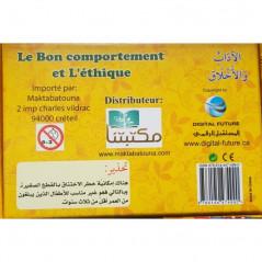 Le bon comportement et l'éthique : Jeu de 36 Cartes (Français- Arabe)