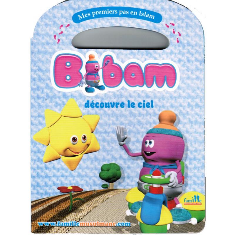 Bibam découvre le ciel sur Librairie Sana