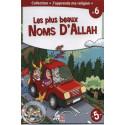Les plus beaux Noms d'Allah sur Librairie Sana