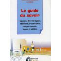 Le guide du savoir sur Librairie Sana