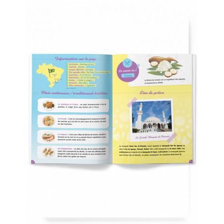 Cahier d'activité Ramadan dans le monde (Éditions Al Qamar)