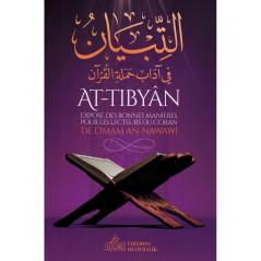 At-Tibyân - Exposé des bonnes manières pour les lecteurs du Coran, de l'imam An-Nawawî