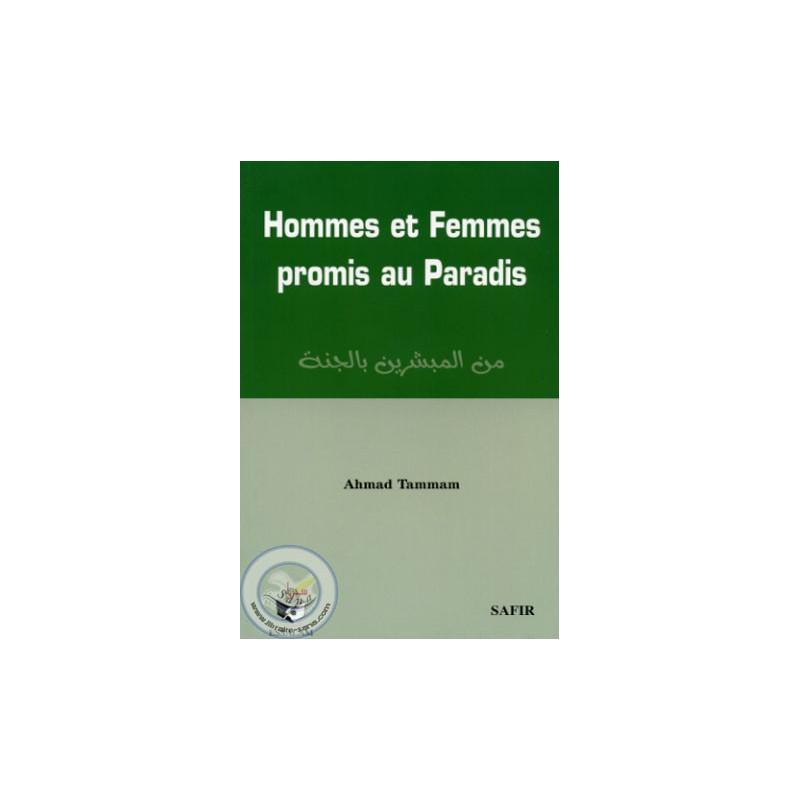 Hommes et Femmes promis au Paradis sur Librairie Sana