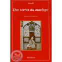 Des vertus du mariage sur Librairie Sana