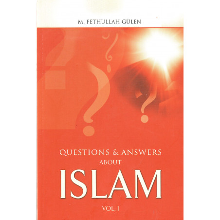 Questions & Answers about Islam (vol.1), by  M. Fethullah Gülen (English)