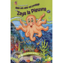 Zaya la Pieuvre sur Librairie Sana