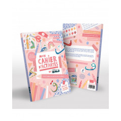 Mon Cahier d'Activités du Monde Merveilleux des Houroufs + Bonus (48 cartes à découper), Niveaux Maternelle et primaire