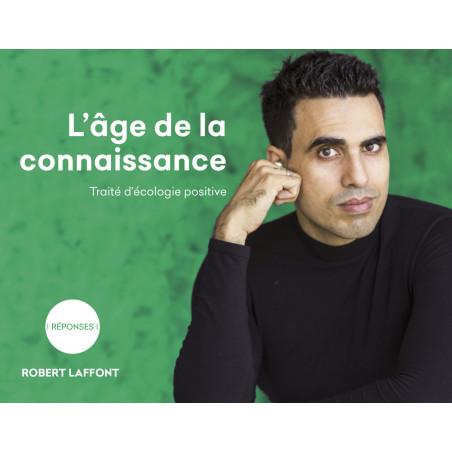 2 CD MP3: L'Âge de la connaissance, de Idriss Aberkane, Lu par François Hatt