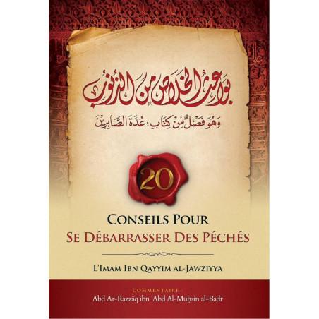 20 conseils pour se débarrasser des péchés (بواعث الخلاص من الذنوب), Bilingue (Fr/Ar)