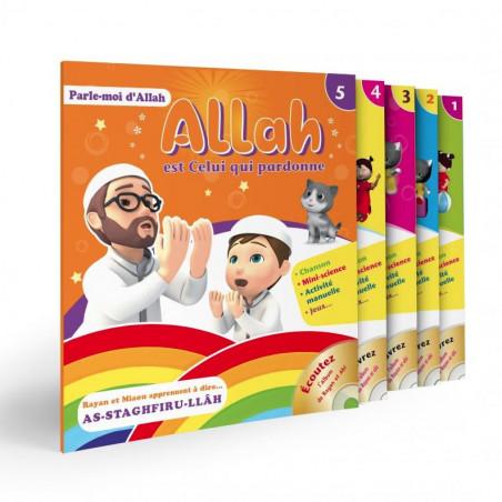Pack : Série Parle-moi d'Allah (5 livres)