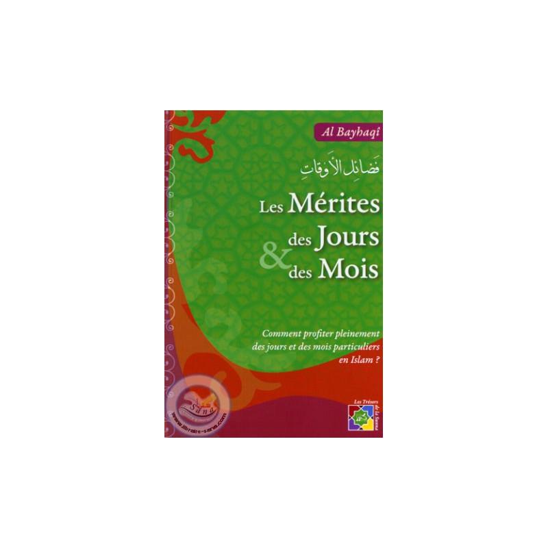Les Mérites des jours & des mois sur Librairie Sana