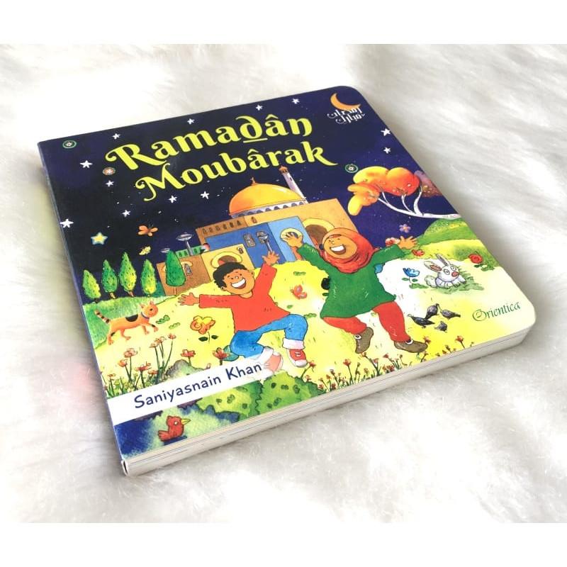 Ramadân Moubârak, de Saniyasnain Khan (Livre cartonné pour enfant (3 ans et plus))