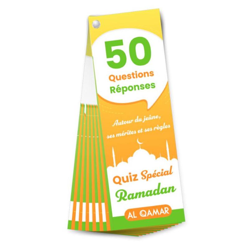 Quiz Spécial RAMADAN - 50 Quéstions & Réponses
