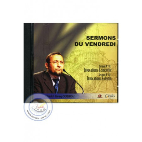 CD Sermons du Vendredi (Sermons 1 et 2)