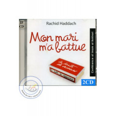 CD Mon mari m'a battue (2 CD)