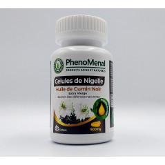 Gélules de Nigelle (Phenomenal LAB) 60 Gélules