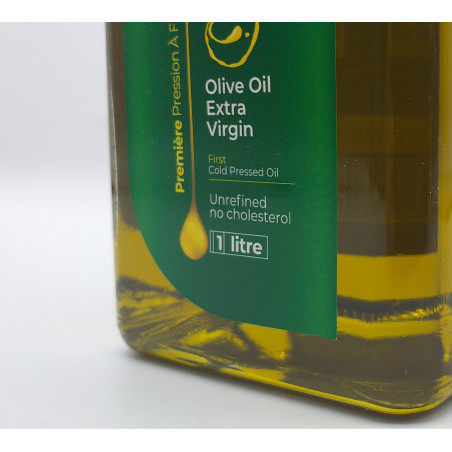 Huile D'Olive Extra Vierge (Phenomenal LAB) 1Litre