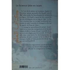 La Science Utile en Islam, de Al-Ghazâlî