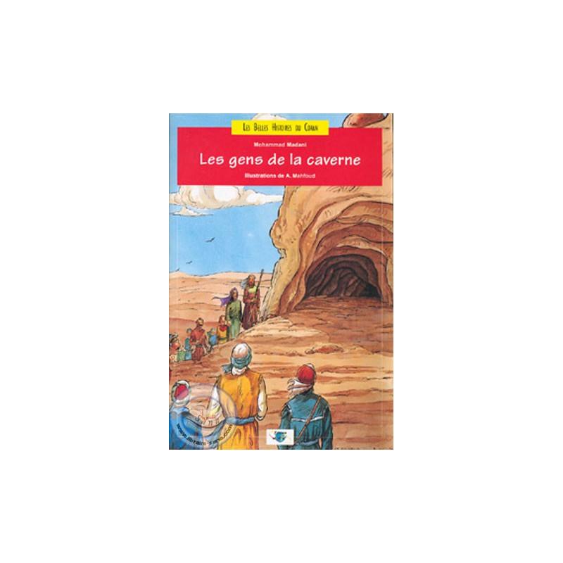 Les belles histoires du Coran (Les gens de la caverne) sur Librairie Sana