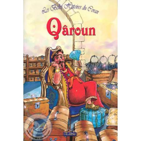 Les belles histoires du Coran (Qaroun) sur Librairie Sana