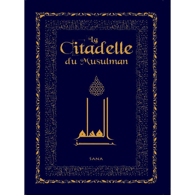 La Citadelle du Musulman - SOUPLE - Poche luxe (Bleu Roi)