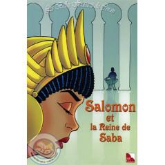 Les belles histoires du Coran (Salomon et la reine de Saba) sur Librairie Sana