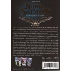Nour & Saladin : Les labyrinthes du Temps, de Lyess Chacal
