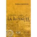 Commentaire du coran(sourate la royauté,al moulk) sur Librairie Sana