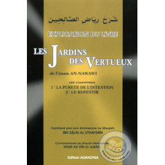 Explication du livre : Les Jardins des Vertueux (T1)