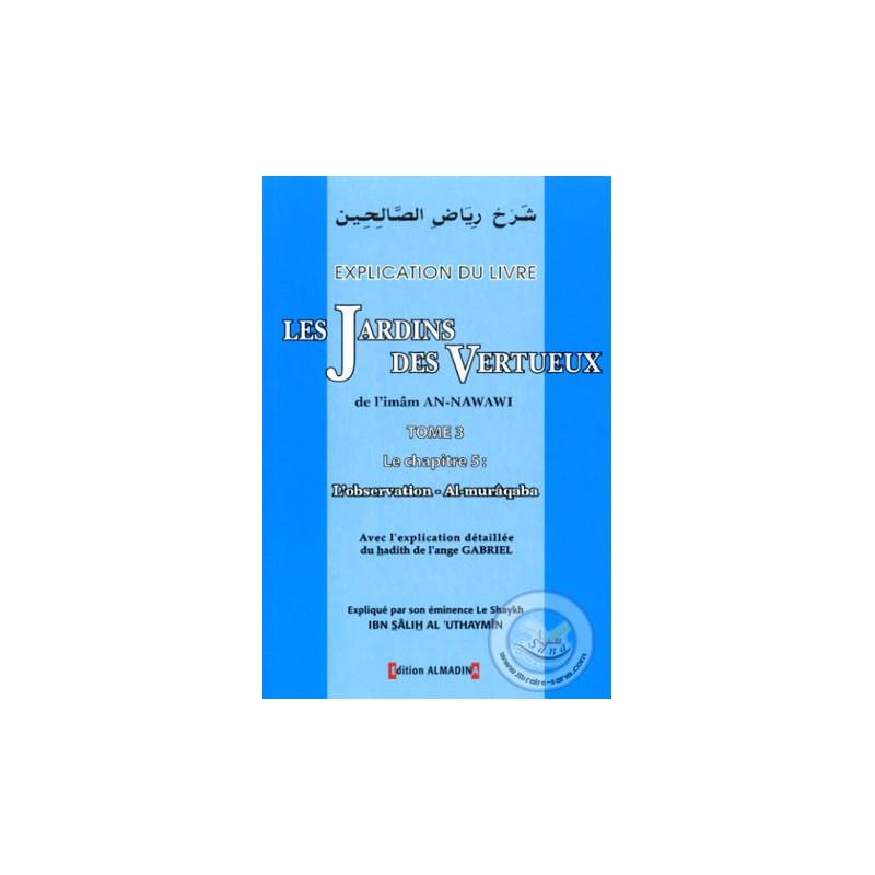 Explication du livre : Les Jardins des Vertueux (T3) sur Librairie Sana