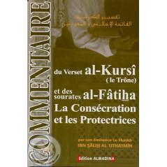 Commentaire du verset al-Kursî et des sourates al Fâtiha