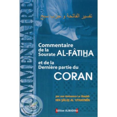 Commentaire de la sourate Al-Fatiha et de la dernière partie du Coran