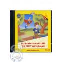les bonnes manières du petit musulman (CD) sur Librairie Sana