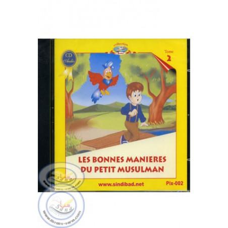 les bonnes manières du petit musulman (CD)