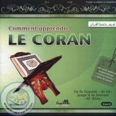 Comment apprendre le Coran T2 sur Librairie Sana