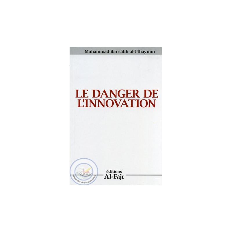 le danger de l'innovation sur Librairie Sana