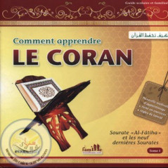 Comment apprendre le Coran T1 sur Librairie Sana