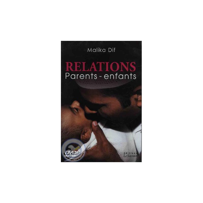 relations parents-enfants sur Librairie Sana