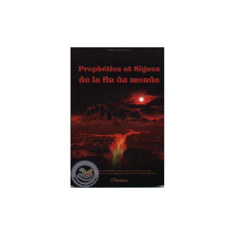 Prophéties et Signes de la fin du monde sur Librairie Sana