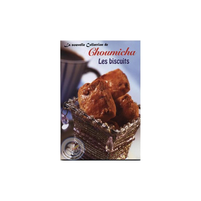 Les biscuits (Choumicha) sur Librairie Sana