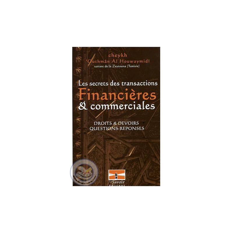 Les secrets des transactions financières et commerciales sur Librairie Sana